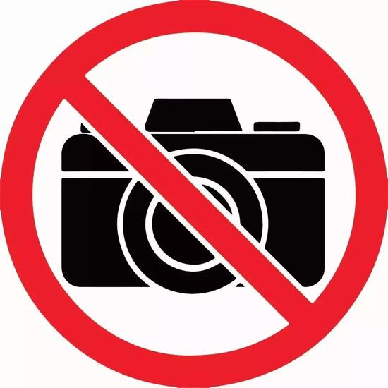 直到现在,不少博物馆或展厅执着于禁止观众拍照。