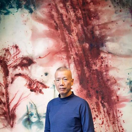 蔡国强与他的作品