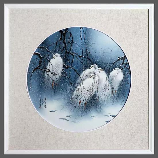 梦之境 江西省高级工艺美术师熊智华作品