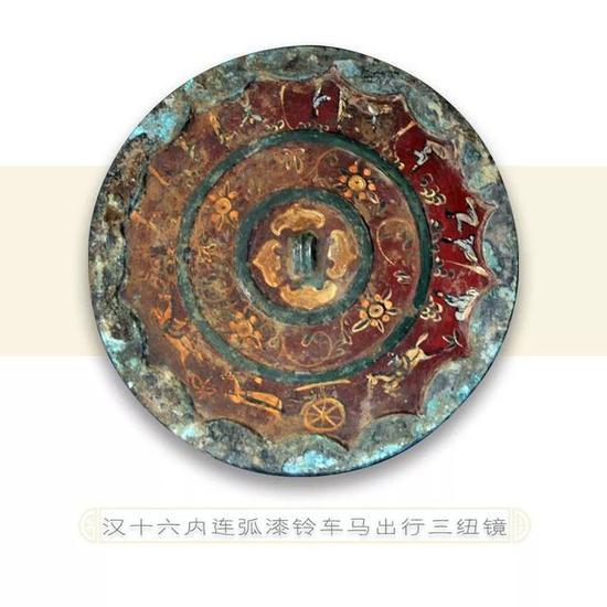 一面铜镜,承载的是一段历史