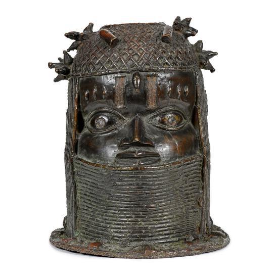 英国阿伯丁大学将归还的贝宁青铜收藏