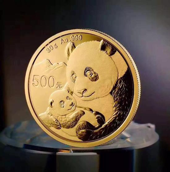 2019版熊猫币增发设计走心预售全面开始