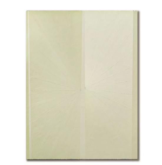当代·当下:大卫·泰格故藏|拍卖收益惠泽泰格基金会以支持当代艺术 马克·格罗亚恩《无题(黄白色蝴蝶)》 二〇〇五年作 油画亚麻布 170.2 x 127公分 24,000,000 - 30,000,000港元
