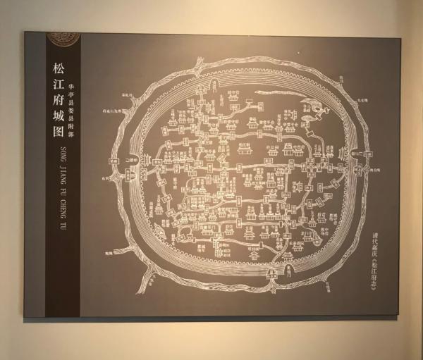 松江府城图