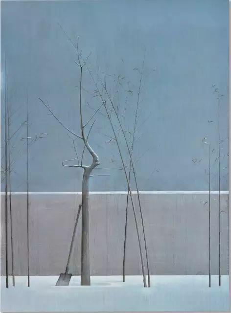刘野《竹子和树的组成》,1961.5万港币成交