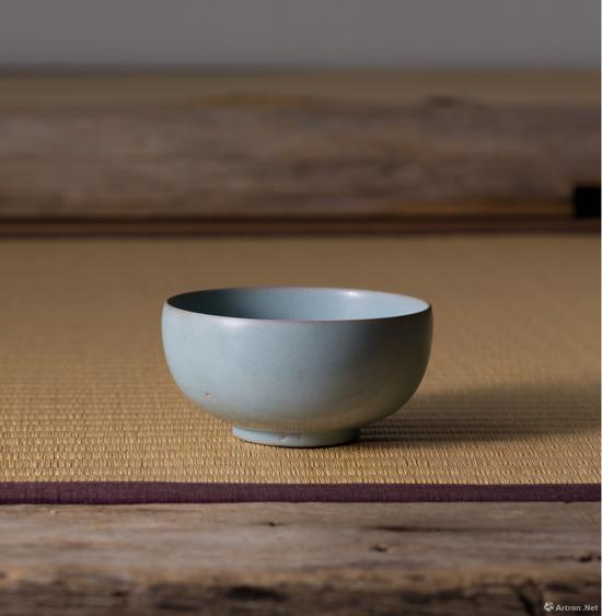 北宋汝窑天青釉茶盏,成交价:5635万港元