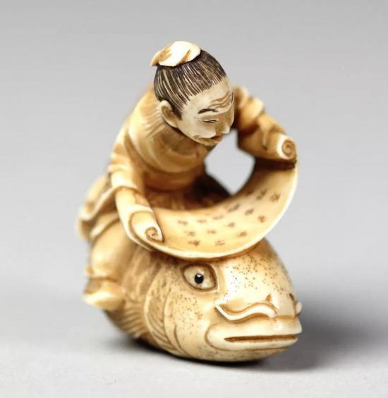 · 仙人乘鲤 十八世纪 ·