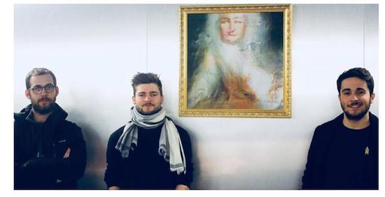 法国艺术团体Obvious