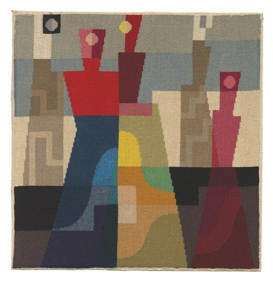苏菲·陶柏-阿尔普,《Figures》,1926年