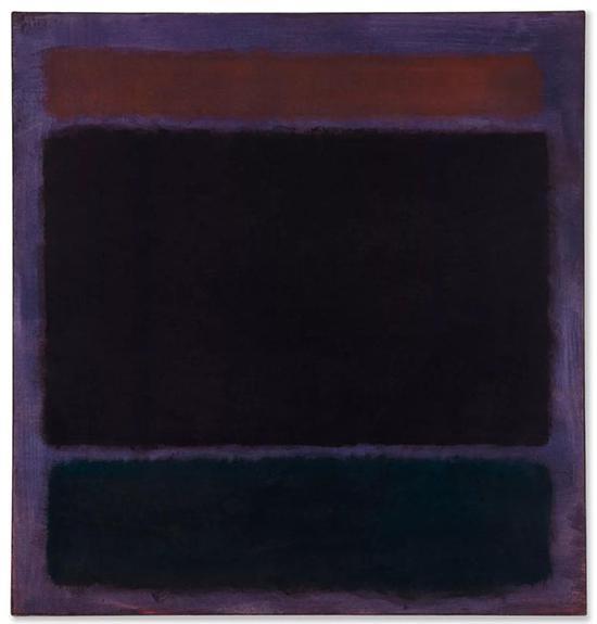 拍品编号18C马克·罗斯科 (1903-1970)