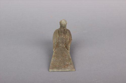 汉铜鸠杖—学习中国的尊老敬老文化