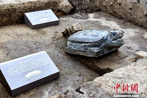 西安又一显示唐长安城遗址的重要地标明德门遗址保护工程正式启动