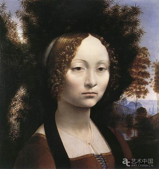 《女子肖像》