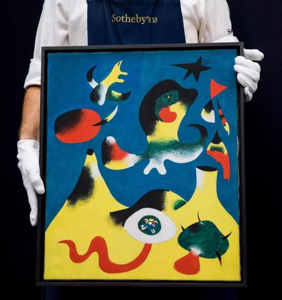 胡安?米罗(Joan Miró)