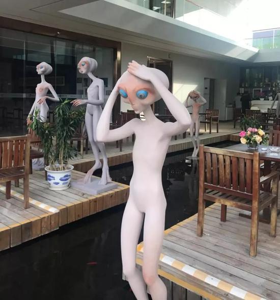 外星人在三亚国寿嘉园·逸境