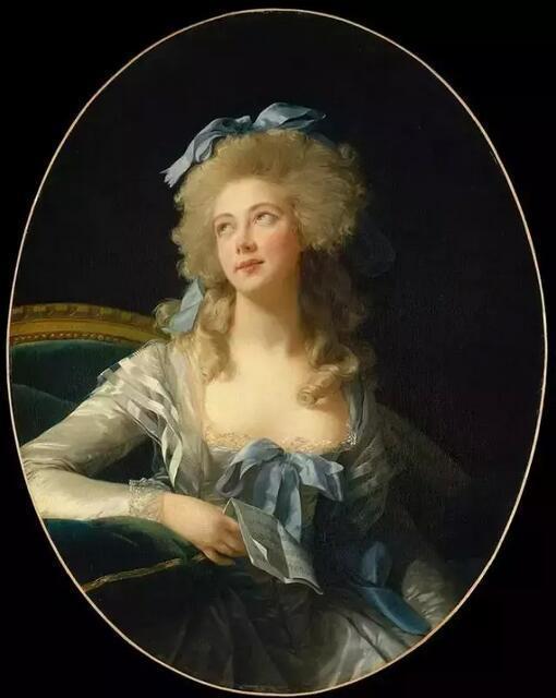 《格朗夫人》 1783年