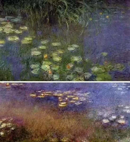 听莫奈自述成为画家的原因