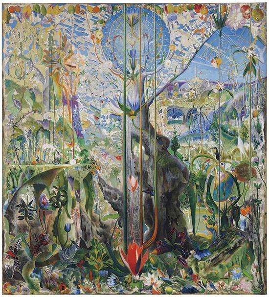 拍品编号13B约瑟夫·斯特拉(1877-1946)《我的生命之树》