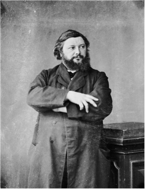 古斯塔夫·库尔贝,《自画像(绝望的男人)》(1843-45)。图片:致谢Wikipedia Commons