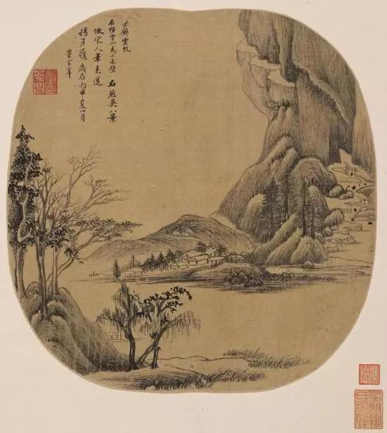 丹青宝筏:董其昌书画艺术大展展期:2018年12月7日—2019年3月10日