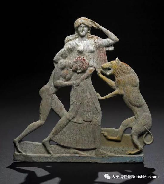 《特洛伊:神话与现实》在大英博物馆展出