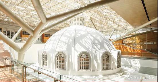 ▲ 新加坡国立美术馆