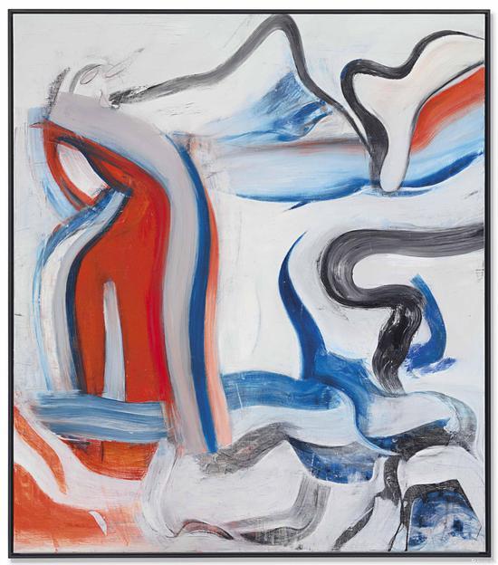 威廉·德库宁 《无题之十九(Untitled XIX)》1426.25万美元
