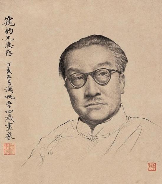吴湖帆(1894-1968)