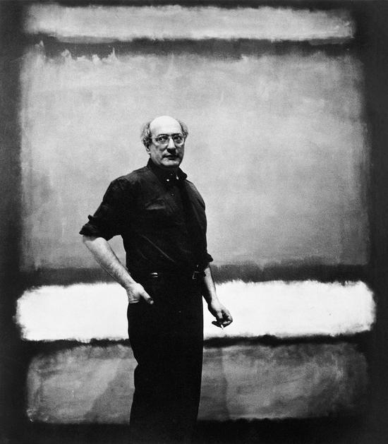 罗斯科悲怆史:艺术和金钱不对等