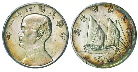 老银币的历史演变