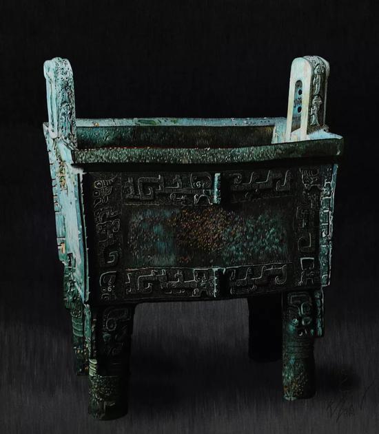 《青铜器 · 司母戊鼎》