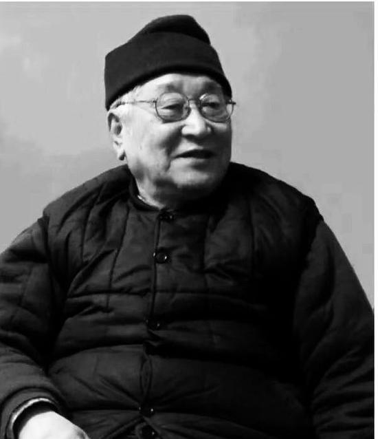 韩和平先生晚年照片