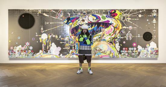 村上隆个人肖像 Takashi Murakami Portrait