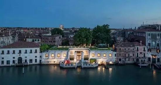 位于威尼斯的佩吉·古根海姆艺术博物馆