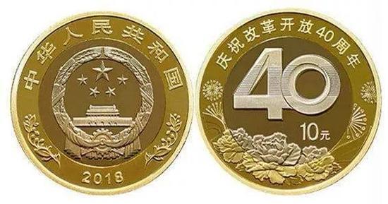 改革开放纪念币你兑换了吗