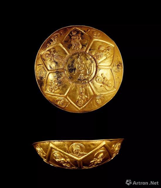 NO.43公元1-5世纪 过去七佛金颇罗