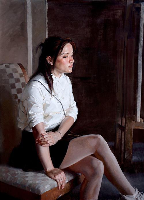 中国美术人物:著名画家何宁