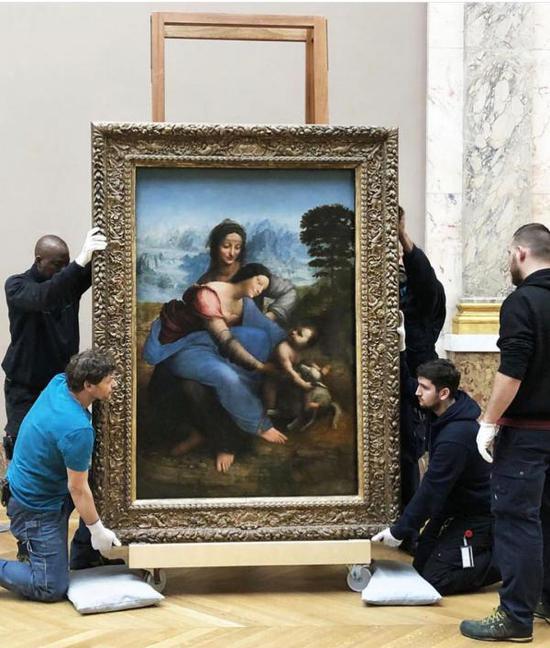 卢浮宫因疫情被迫闭馆 佛罗伦萨免门票重开博物