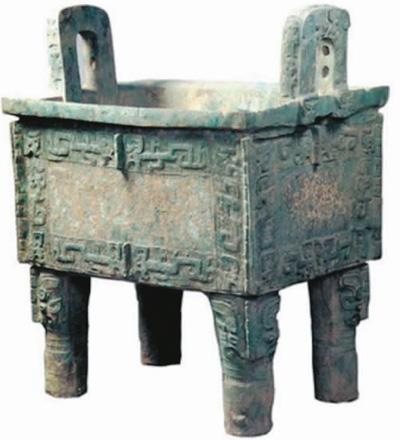 在故宫遇见青铜器