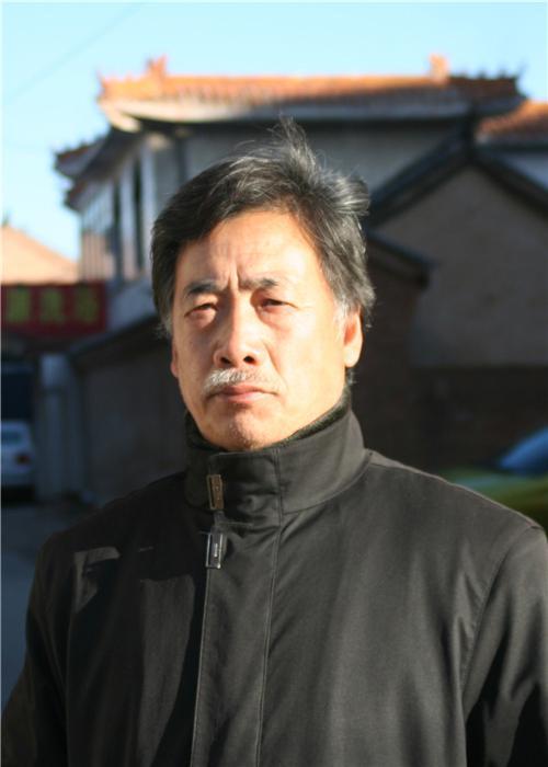 中国美术人物:著名画家孙九江