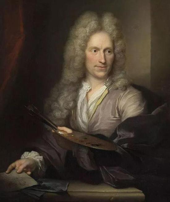 扬·梵·海以森(Jan van Huysum)画像