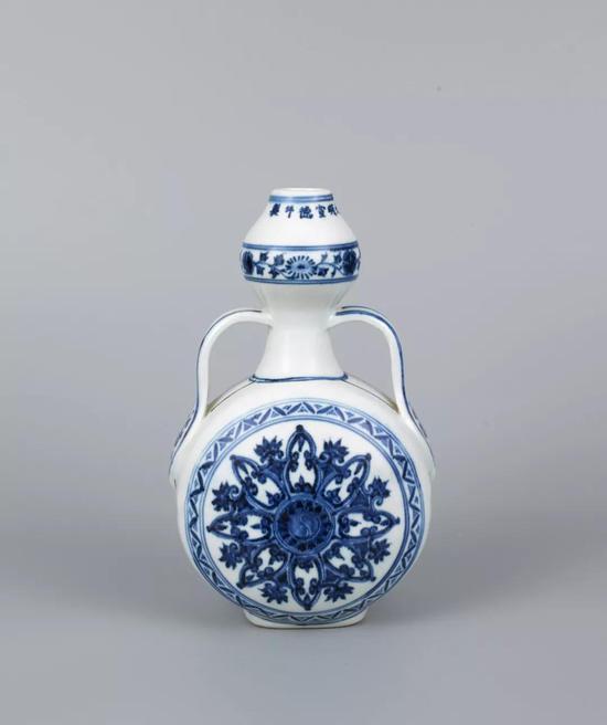 文化艺术精品展为你普及明代永宣瓷器知识