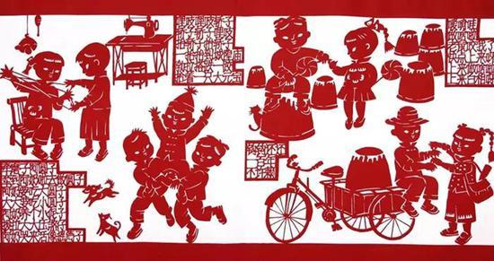 《上海童谣》