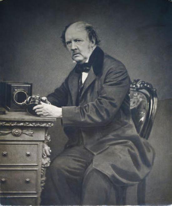 亨利·福克斯·塔尔博特(1800-1877)
