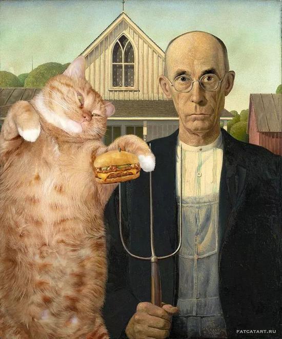 Ameri-Cat Gothic