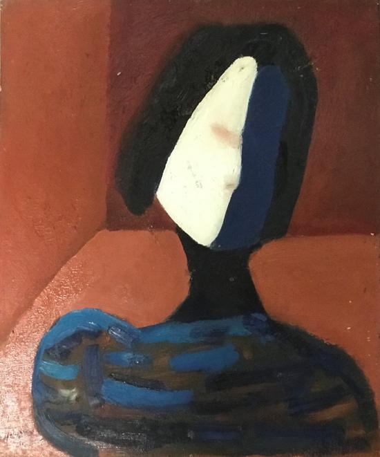 肖像三联尺寸 45x60