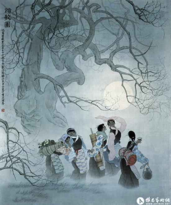 著名中国画家、中央文史研究馆书画院院部委员朱理存于2020年9月8日在北京
