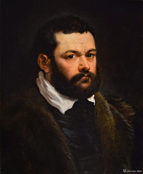彼得・保罗・鲁本斯《威尼斯贵族肖像》油彩橡木板 59x48cm 成交价:541.64万英镑