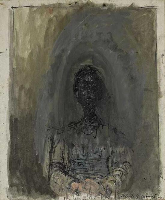 阿尔伯托.贾柯梅蒂(Alberto Giacometti)