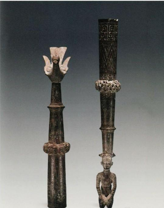 流行于商代晚期的青铜龙纹盘